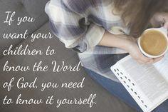 Christian Motherhood quote |imperfecthomemaker.com