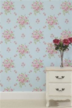 The Best Wallpaper Place Latest News Blog Archive Glitter - Girls flower bedroom wallpaper