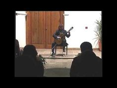 "▶ Christian Lavernier ""Libra Sonatina"" (Fuoco) Roland Dyens - YouTube#t=15"