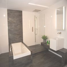 Lieblich Badezimmer Deko Modern