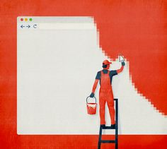 THE WEB BRICKLAYERS on Behance