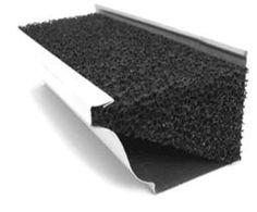 """Future Foam 5"""" x 4' Gutter Filter"""