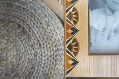 Marqueterie de paille, straw marquetry, paracea