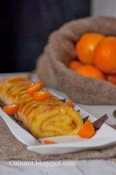 Torta de Naranja (Sin y Con Thermomix)