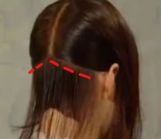 How to Cut the Back of a Bob Haircut: 8 Steps (with Pictures)