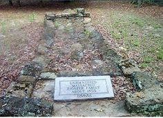 Unidentified massacred family about 1855 Henderson county Texas