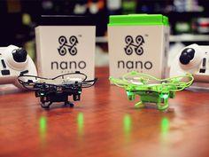 Axis Nano Drone, A Flippable, Fun & Crash-Forgiving Quadcopter