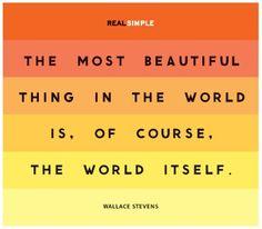 Love The world!