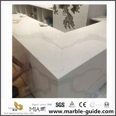 China Quartz Countertop Options/ Quartz Tile Countertop with Best Price From Factory Manufacturers, Suppliers - Wholesale Price - Yeyang Stone Factory Quartz Tiles, Quartz Slab, Quartz Stone, Countertop Options, Tile Countertops, Apartment Projects, Artificial Stone, Farm Sink, Ceramic Sink