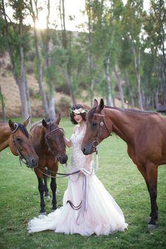 Very unique #weddinggown