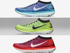 Nike Free RN Flyknit Women's Running Shoe DYNAMICALLY FLEXIBLE. NATURAL FIT. More cushioned than the Nike Free RN Motion Flyknit, the Nike Free RN Flyknit …