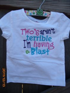 Sofia's birthday shirt