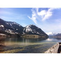 where magic will happen! How Lucky Am I, Austria, To Go, Magic, Spaces, Mountains, Travel, Pictures, Voyage