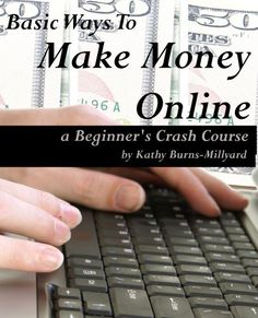 Basic Ways to Make Money Online $2.99