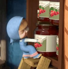Kissing Lips, Gifs, Masha And The Bear, Cute Cartoon Girl, Gif Pictures, Merida, My Flower, Smiley, Funny Images