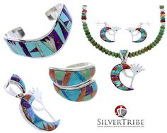 Our White Rock Collection is nothing but stunning and unique! http://www.silvertribe.com