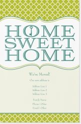 home sweet home housewarming party Invitations & Announcements