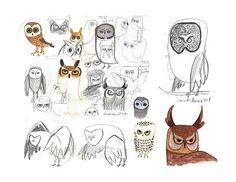 owls galore