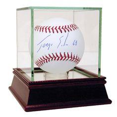 Jorge Soler Signed MLB Baseball (PSA/DNA Auth)