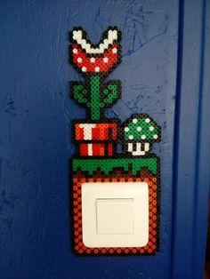 Bead Crafts, Diy And Crafts, Mini Iron, Pixel Design, Hama Beads Design, Peler Beads, Iron Beads, Melting Beads, Perler Bead Art
