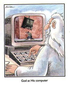 Favorite Gary Larson cartoon