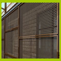 copper mesh - Google 搜尋 Cake Shop Design, Habitats, Construction, Curtains, Wall, Furniture, Copper, Mesh, Camping