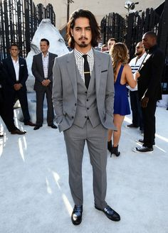 Choice Ensembles - Best and Worst Dressed at the 2015 Spike TV Guys' Choice Awards- StyleBistro