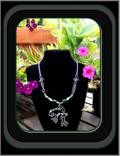 """Frog,Necklace,""""Gettin Froggy"""",Frog Jewelry"""