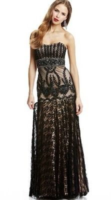Sue Wong Roaring 20\'S Gatsby Style Formal Gown   Sue wong, Gatsby ...