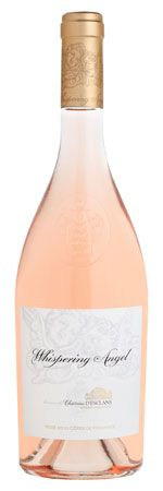Chateau d'Esclans Whispering Angel Rose 2011 :: recommended by Emily of Cupcakes & Cashmere en te koop bij www.henribloem.nl