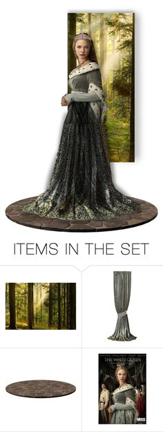 """Queen Elizabeth Woodville {1437-1492}"" by jessiemimi96 ❤ liked on Polyvore featuring art, thewhitequeen, elizabethwoodville and woodville"