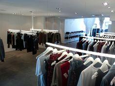 k.O.M.A. retail shop by ksubi, Brisbane store design