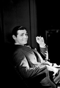Clark Gable!!!     February 1, 1901 — November 16, 1960    I adored him. Just adored him. I don't believe any woman is telling the truth if she ever worked with Gable and did not feel twinges of a sexual urge beyond belief. I would call her a liar.  —Joan Crawford