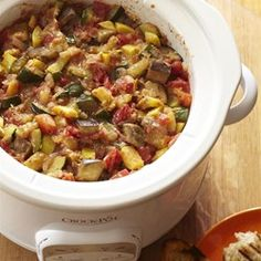 Back-Burner Ratatouille - Allrecipes.com