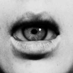 Image uploaded by s. Find images and videos about black and white, eyes and lips on We Heart It - the app to get lost in what you love. Inspiration Art, Art Inspo, Photomontage, B&w Wallpaper, Photoshop, Arte Horror, Arte Pop, Eye Art, Surreal Art