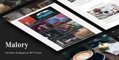 Malory - Photography & Magazine WordPress Theme