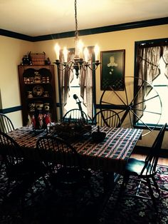 The Brooks Colonial Dining Room