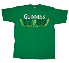 perfect Guinness shirt for St. Patty's