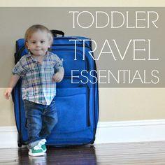 Daily Mom » Toddler Travel Essentials
