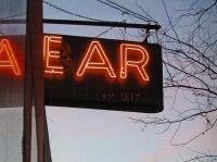 ear inn, soho! nice warm place for some drinks.