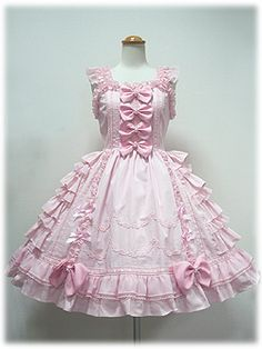 Chiffon Angelic Princess JSK Release Year: 2007 Price: $204.76