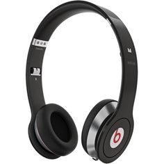 Monster Beats By Dr. Dre Solo HD Black
