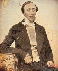 Hans Christian Andersen (2 Nisan 1805 - 4 Ağustos 1875)