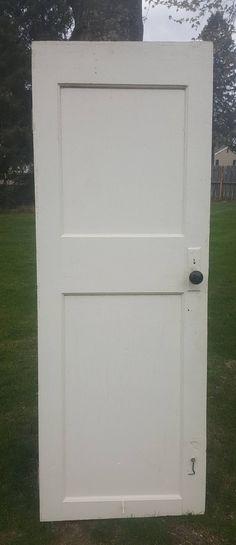 Old Wood Door Interior Door Building Supply Architectural Salvage