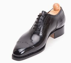 VASS ITALIAN OXFORD V-CAP The Perfect Shoe For That Special Dance Baby♡