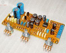 DIY PCB Boards for TDA2050 Chip Amplifier | audio in 2019 ...