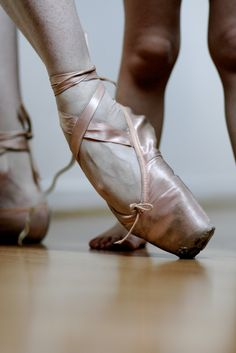 I'd love to sharpen my old ballet skills and give pointe another try.