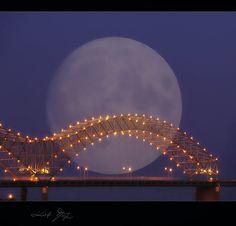 Hernando de Soto Bridge / Memphis TS