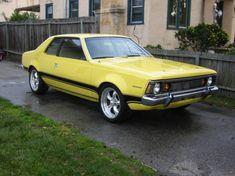 1971 AMC Hornet Rallye 360