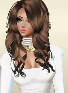 IMVU, the interactive, avatar-based social platform that empowers an emotional chat and self-expression experience with millions of users around the world. Virtual World, Virtual Reality, Social Platform, Imvu, Avatar, Wonder Woman, Superhero, Female, Join